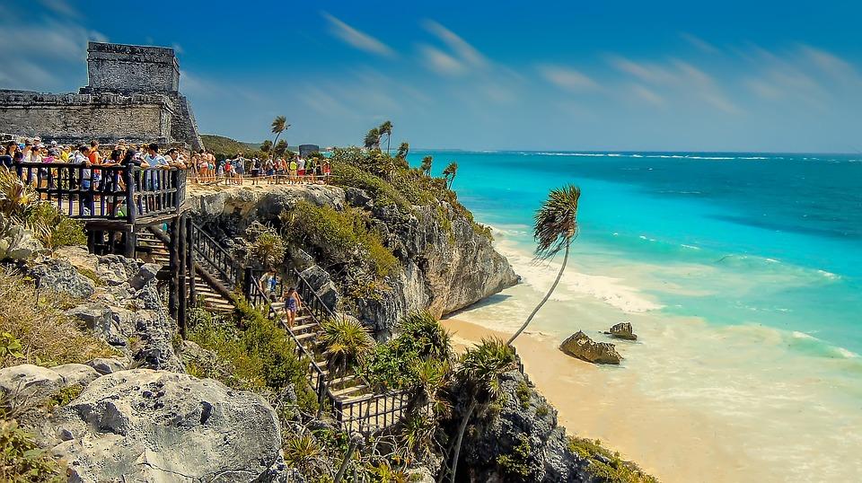Des centres d'intérêts pour voyager au Mexique