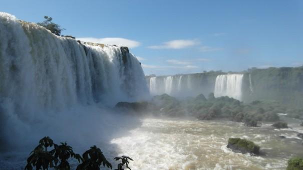 Des moments d'évasion pendant des séjours au Brésil