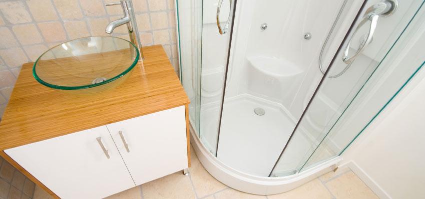 comment installer une cabine de douche compl te. Black Bedroom Furniture Sets. Home Design Ideas