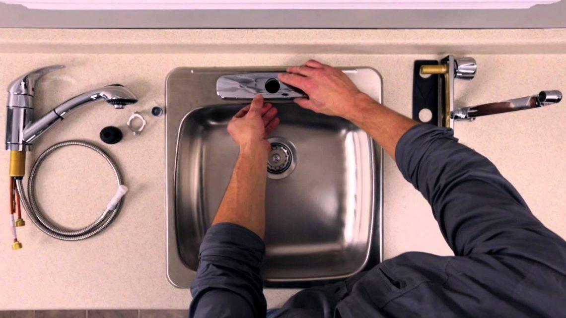 Comment changer un évier de cuisine ?