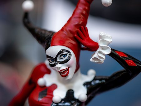 Se déguiser en Joker cest facile