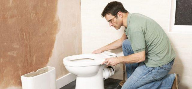 Comment installer une nouvelle toilette ?