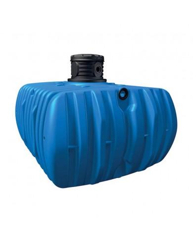 Comment fonctionne une cuve à eau à enterrer pour le jardin?